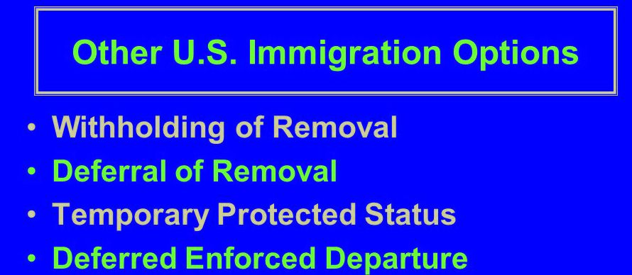withholding of removal usa